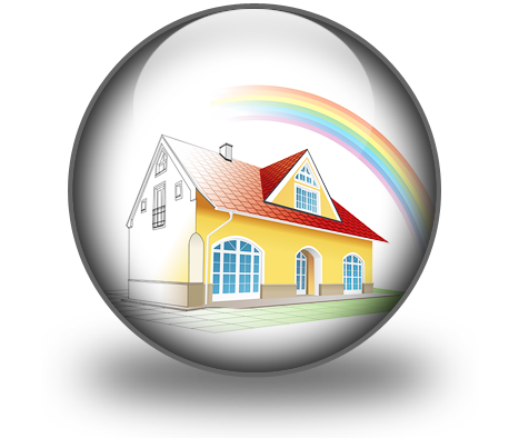 dream_home_coming_true_powerpoint_icon_c